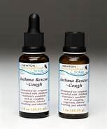 Newton Homeopathic Asthma Rescue Cough 1 Fl. Oz (6 Pack) by Unknown