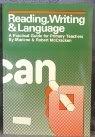 Reading, Writing and Language, Marlene J. McCracken and Robert A. McCracken, 0919566715