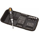 26 Piece Ratchet Screwdriver Set with Carrying Case