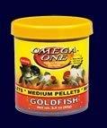 Omega One Goldfish Medium Pellets 4.2oz