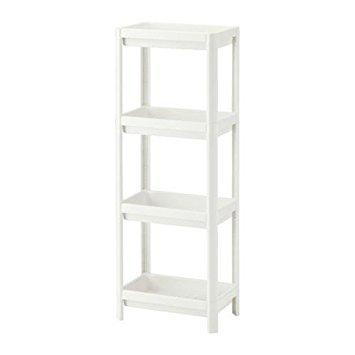 Ikea Shelf Unit - Plastic Shelf