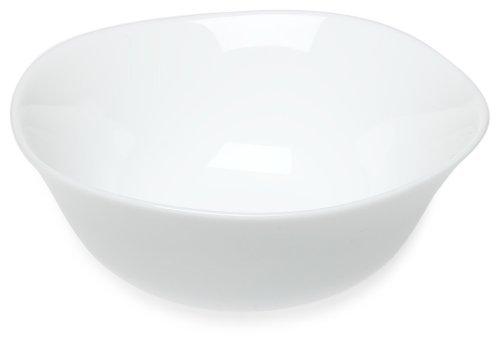 Bormioli Rocco Parma Small Bowls, White, Set of 6 (Small Bowls Glass compare prices)