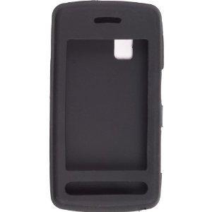 LG CU920 CU915 Vu Black Skin