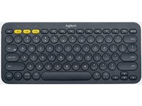 Click to buy Logitech K380 Keyboard, Pan Nordic Dark Grey, 920-007578 (Dark Grey) - From only $77