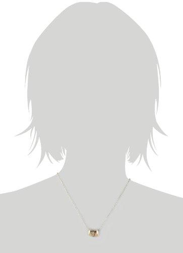 Kranz & Ziegler - 4208555 - Lot de 5 - Charms Femme - Argent 925/1000 - Plaqué Or