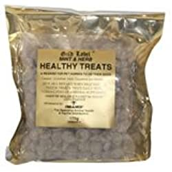Gold Label Healthy Herbal Treats (Mint or Red apple) - Beneficial to teeth and gums