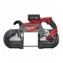 Milwaukee Electric Tools 495-2729-21 M18 Fuel Deep Cut Band Saw, 1 Battery Kit