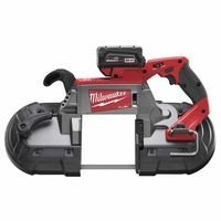 Milwaukee Electric Tools 495-2729-22 M18 Fuel Deep Cut Band Saw, 2 Battery Kit by Milwaukee Electric Tools