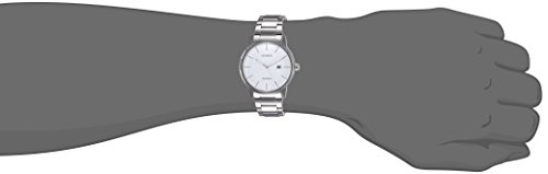 CITIZEN Mens Solar Powered Watch, Analog Display and Stainless Steel Strap - BM6960-56A