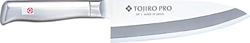 Tojiro-PRO DP Cobalt Alloy Steel Deba Knife 165mm (F-636)