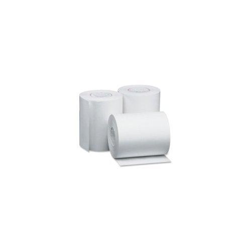 2 1/4 X 1 7/8 X 85' Light Weight Thermal POS/Cash Register Rolls 1/2