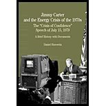 Jimmy Carter & Energy Crisis of the 1970's (05) by [Paperback (2004)]