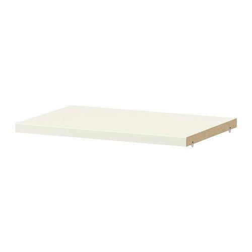 Ikea Billy - Tablette supplémentaire, Blanc - 36x26 cm