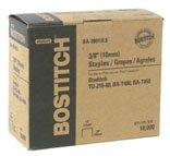 Bostitch BA-38010LS Pack of 18, 000 3/8' Furniture Staples 000 3/8 Furniture Staples STANLEY BOSTITCH
