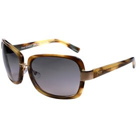 JUICY COUTURE SUNGLASSES JU BEATRICE/S 0CY3 IVORY HORN by Juicy Couture