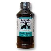 Animal Essentials Apawthecary SENIOR BLEND 4 OZ Dog ~Cat, My Pet Supplies