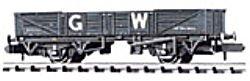 Peco NR-7W Tube GW Dk Grey - Peco Model Trains