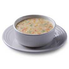 Chef Francisco Corn Chowder - 4 lb. tub, 4 per case by Heinz
