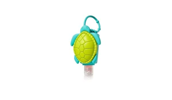 Amazon.com : Bath and Body Works Turtle Pocketbac Holder : Hand Sanitizers : Beauty