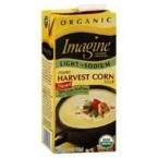 Imagine Foods Organic Creamy Corn Soup, Low Sodium 32 oz. (Pack of 12)