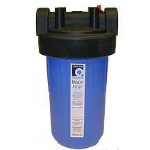 Campbell Chd-100 Large Capacity Filter Housing W/opaque Bowl & Release, 1