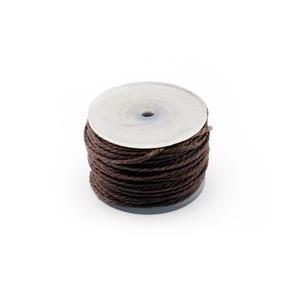 (C.S. Osborne Waxed Brown Thread #413R-BW Thread Reel For Automatic Sewing Awl )