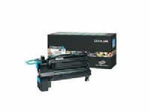 Lexmark X792 Print - LEXMARK X792 CYAN EXTRA HIGH YIELD PRINT CARTRIDGE