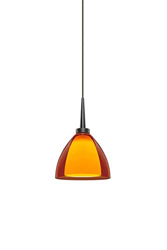 Bruck Lighting 223725mc/MP - Rainbow 2 LED Pendant with 4