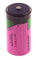 TADIRAN BATTERIES TL-5920/S Non-rechargeable Battery, Lithium, 8.5 Ah, 3.6 V, C, Raised Positive and Flat Negative, 26.2 mm