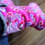 Funslippers®, Chaussons pour femme botte fourrée rose 39 39.5 40 40.5 41
