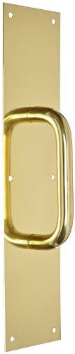 Brass 3/4 Diameter Pull Handles - 6