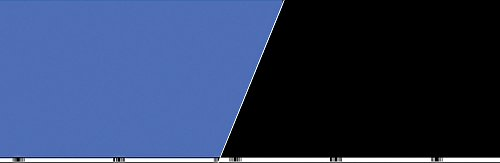 Blue Ribbon Pet Products ABLVSB1624 Double-Sided Background for Aquarium, 24-Inch 50-Feet, Black/Blue
