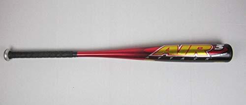 - New Louisville Air Attack 3 31/24 SL14 Senior League Baseball Bat Black/Red