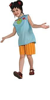 Rubies Ni Hao Deluxe Child Costume, Kai-Lan, Small ()