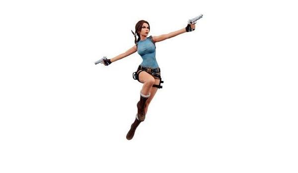 Tomb Raider: Anniversary Lara Croft 7-Inch Action Figure by NECA ...