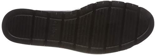 Shoes Comfort Noirschwarzglitzer57 SportDerbys Femme Gabor tBdhsQrCx