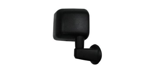 OE Replacement Jeep Wrangler/Sahara Passenger Side Mirror Outside Rear View (Partslink Number - Mirrors View Replacement Rear Outside