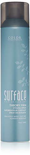 Surface Hair Theory Firm Styling Spray, 10 oz.
