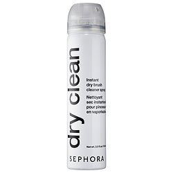 SEPHORA COLLECTION Dry Clean Instant Dry Brush Cleaner Spray - Instant Spray Cleaner