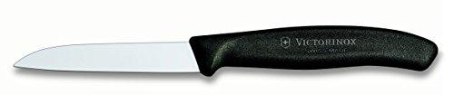 Victorinox 6.7403 Gemüsemesser SwissClassic 8 cm, schwarz