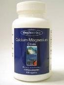 Allergy Research Group - Calcium Magnesium Citrate - 100 [Health and Beauty]