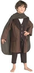 [Frodo Baggins Costume - Small] (Frodo Baggins Costume)