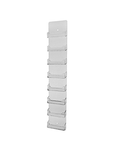 8 Pocket Wall Mount - 2