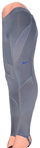 Nike Women's Pro Hyperwarm Training Tights (Dark Grey, Small)