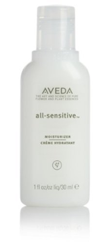 Aveda All Sensitive Moisturizer Lot of 8 Each 1oz Bottles. Total of 8oz.