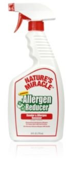 Nature's Miracle Allergen Reducer with Trigger Spray, 24oz, My Pet Supplies