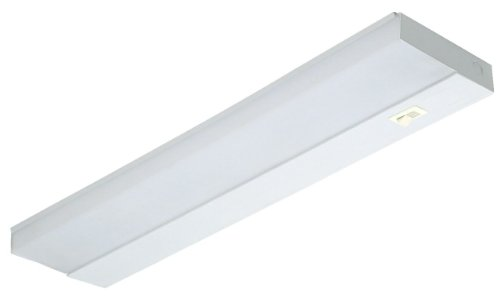 Royal Pacific 8977WH Fluorescent Under Cabinet Light, 24-Inch