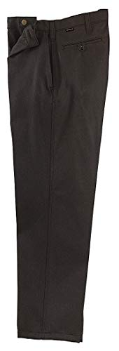 Workrite FP52MN - Pants 30 in. Dark Navy Zipper and Button ()