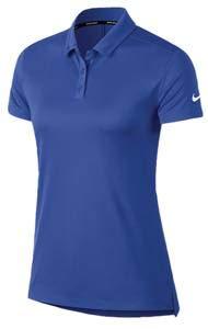ナイキ レディース/ウーマン ポロシャツ Nike Dri-Fit Victory Golf Polo 半袖 Tシャツ ゴルフ Game Royal/White [並行輸入品] S  B07MR55MZ5