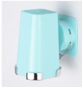 KOOM Soporte de Cepillo de aspiración de empaquetado de Lavado, luz Azul
